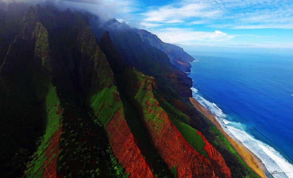 Deel 4: Een rondje om de wereld met Anita | Kauai