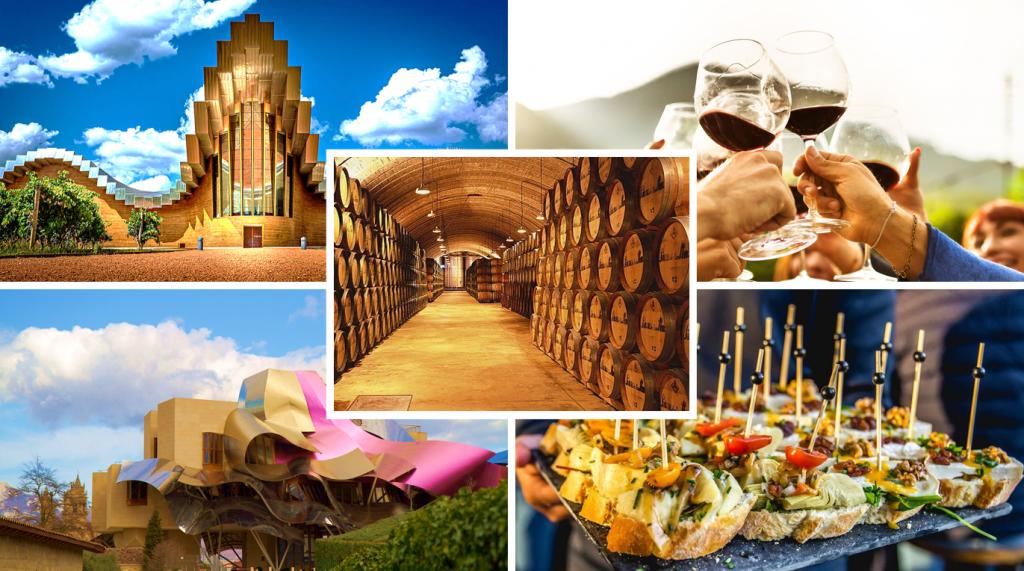 Ontdek en geniet de smaken van de La Rioja regio tijdens jullie incentive reis naar Spanje.