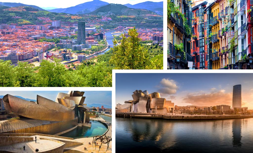 Bilbao is een onmisbare stad om te bezoeken tijdens uw incentive reis naar Noord-Spanje.