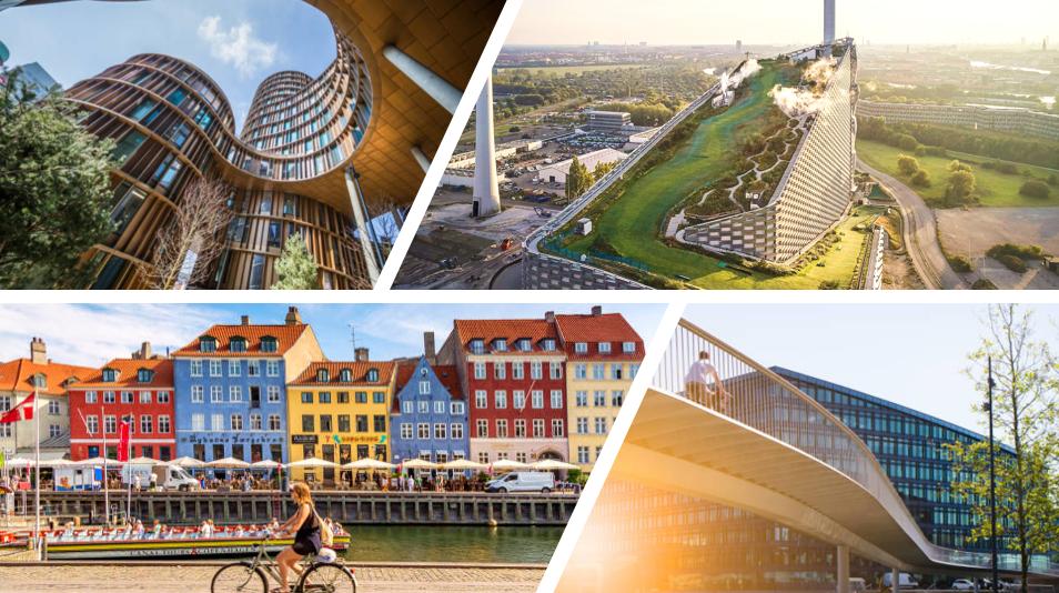 Duurzame activiteiten om te ondernemen tijdens jullie groeps- of incentive reis in Kopenhagen.