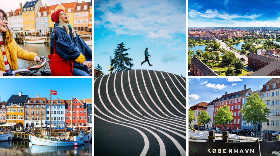 Kopenhagen is een geweldige bestemming voor een duurzame groeps- of incentive reis.
