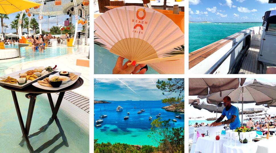 Een boottocht naar Formentera en relaxen bij een geweldige beach club mogen niet ontbreken tijdens een incentive reis naar Ibiza.