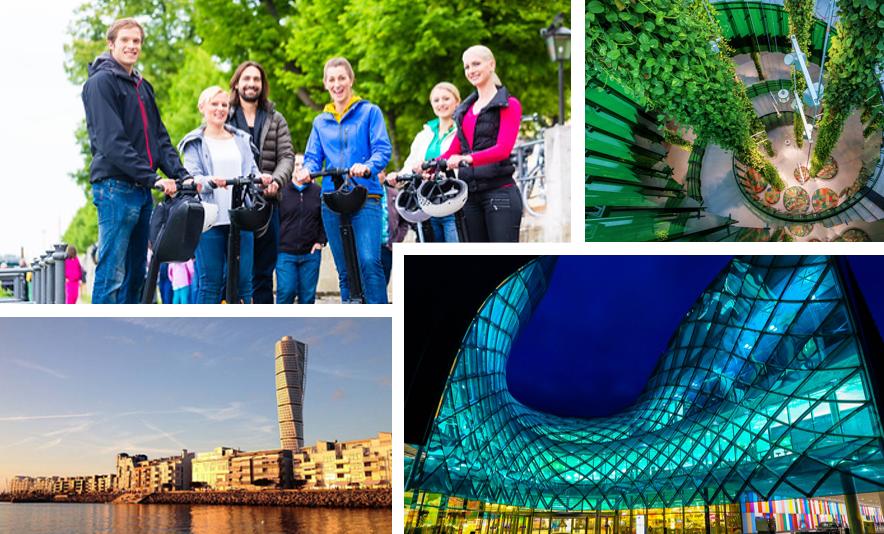 Malmö als duurzame groeps- of incentive reis bestemming!