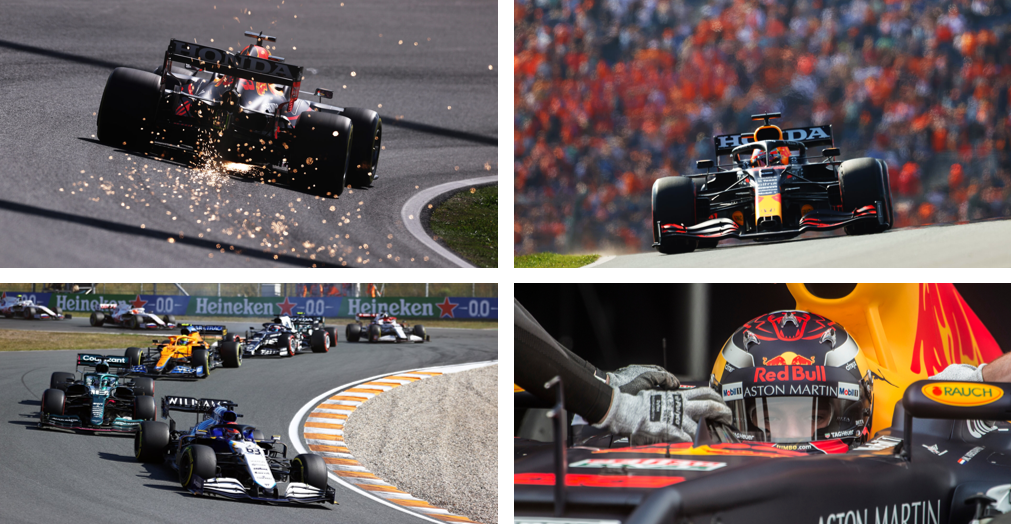 Formule 1 reizen: Grand Prix Zandvoort 2021.