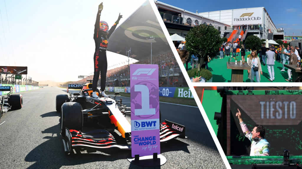 Formule 1 reizen: Zandvoort Grand Prix 2021!
